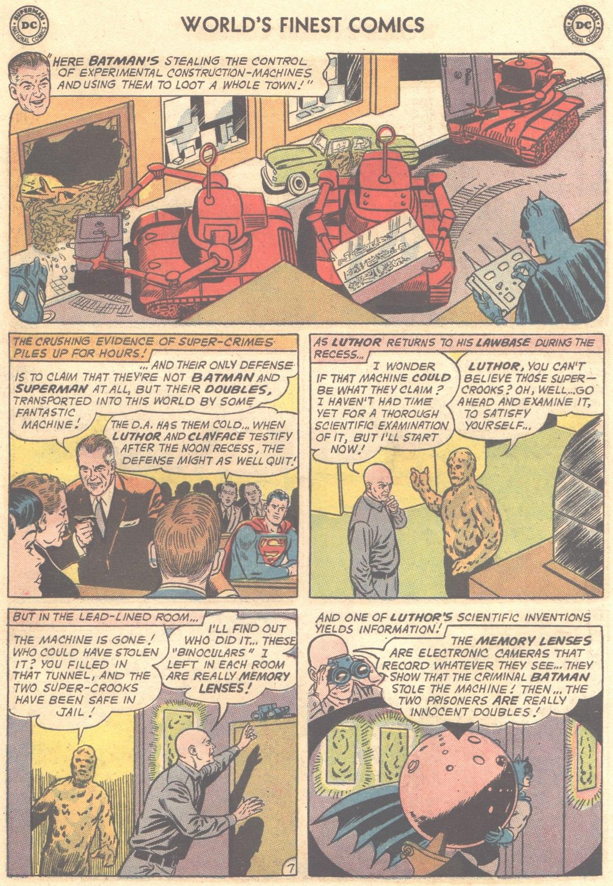 Read online World's Finest Comics comic -  Issue #148 - 19