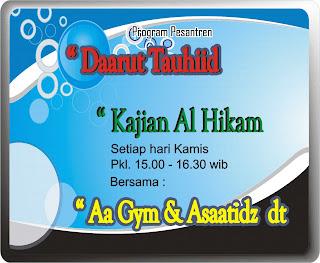 aqiqah daarut tauhiid Bandung