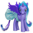 MLP Crystal Princess Ponies Collection Princess Luna Brushable Pony