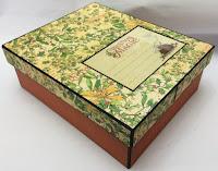 Oblong Album Box My Creative Spirit