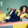 SNSD's Tiffany and her photos from Vogue Girl Korea