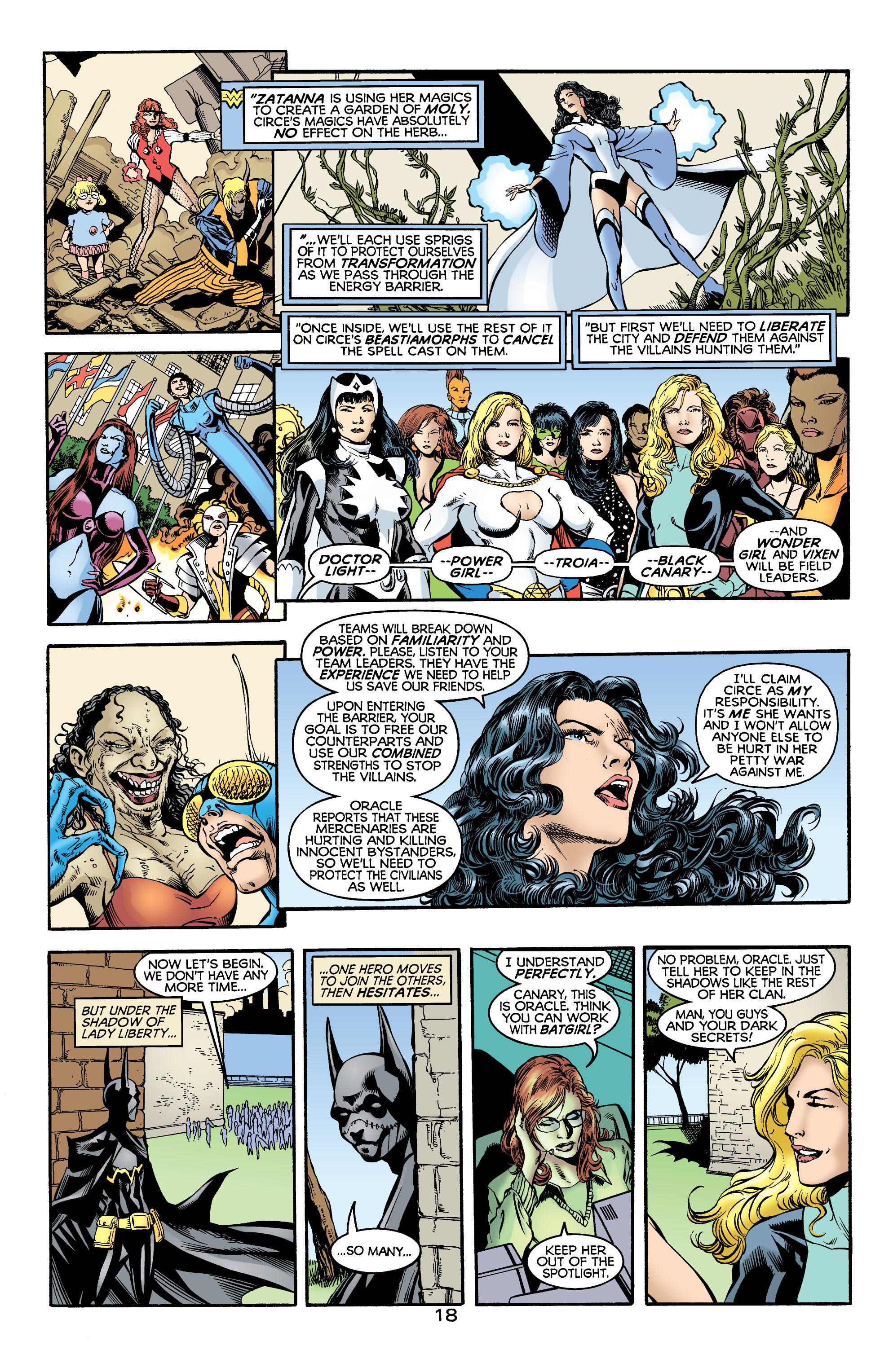 Read online Wonder Woman (1987) comic -  Issue #174 - 19