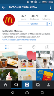 McDonald's MY on Instagram