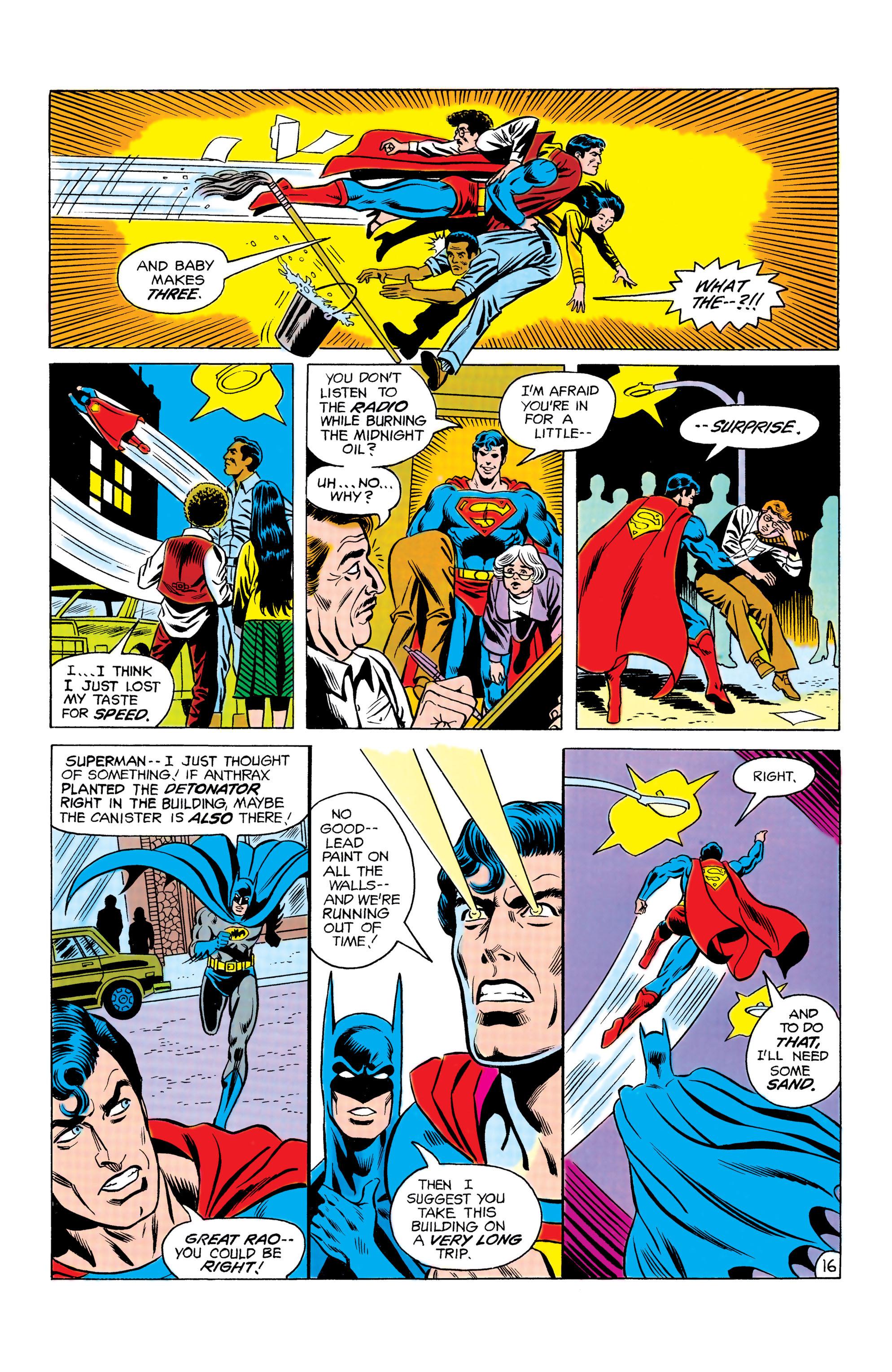 Read online World's Finest Comics comic -  Issue #292 - 17