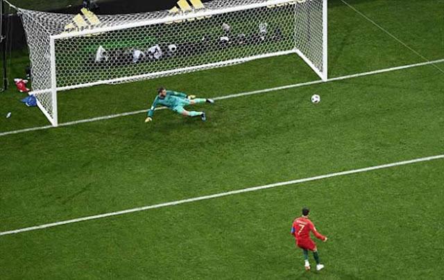 Video Bồ Đào Nha - Tây Ban Nha: Hat-trick siêu sao, kinh điển 6 bàn nghẹt thở (World Cup 2018) 1