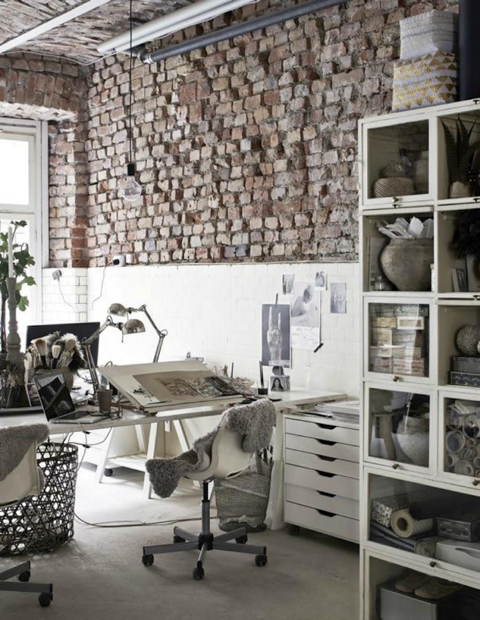 decoracion industrial estudio