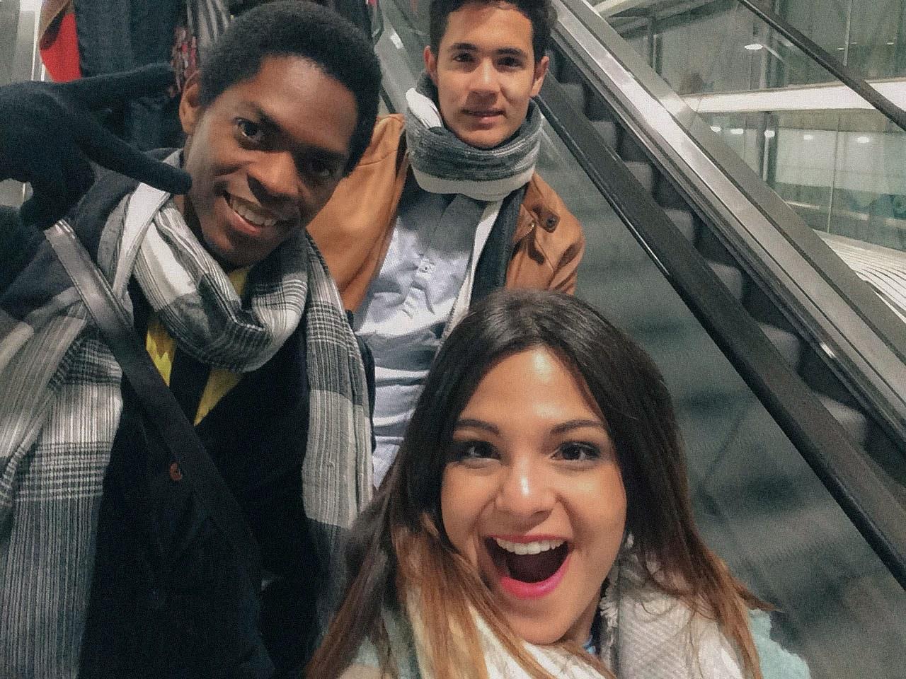 Wloggers Family en MBMFW SS15