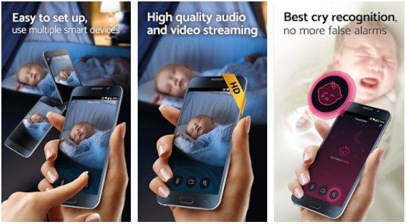 3 Aplikasi Baby Cam Android Untuk Memantau Bayi Anda
