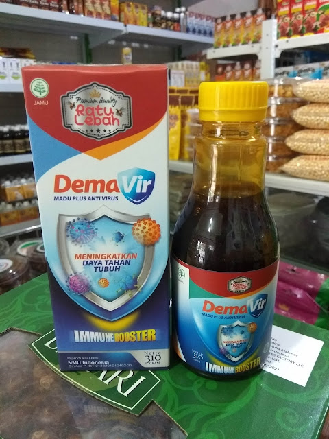 DemaVir Madu Plus Anti Virus IMMUNE BOOSTER