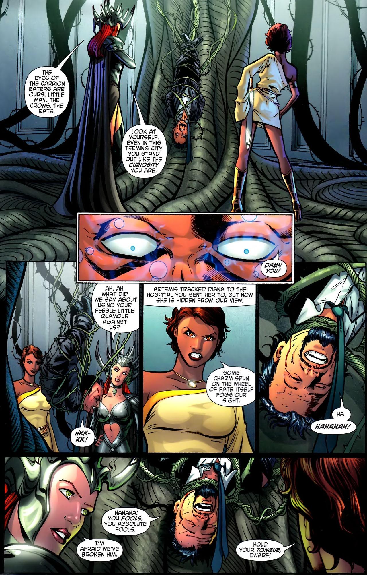 Read online Wonder Woman (2006) comic -  Issue #611 - 3