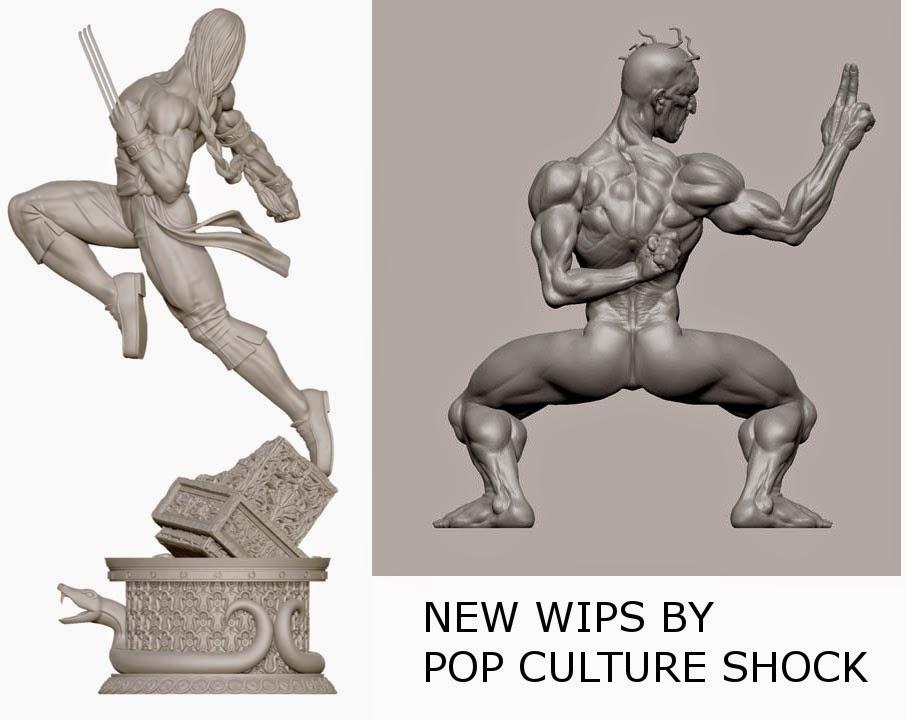Nuovi progetti per la Pop Culture Shock