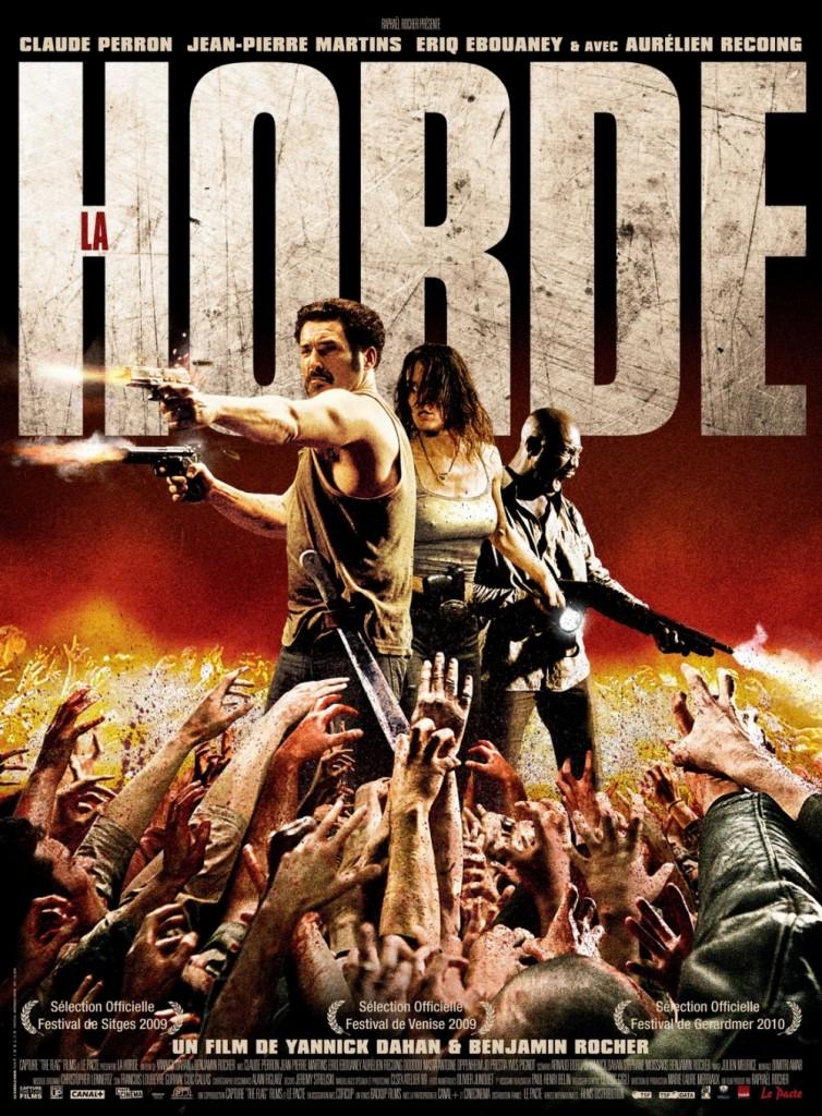 The Horde (La Horde) (2009) ฝ่านรก โขยงซอมบี้