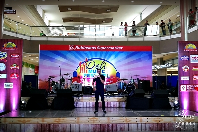 Tonipet Gaba Robinsons Supermarket Deli Music Festival 2016 Battle of the Band