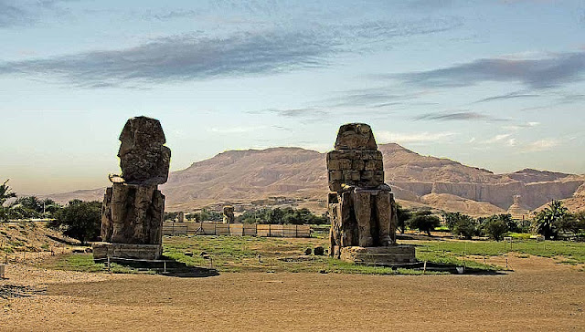 Colossi of Memnon, Luxor Day Trip from Sharm El Sheikh