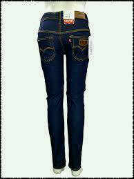 celana jeans wanita biru navy, celana jeans levis, celana levis wanita