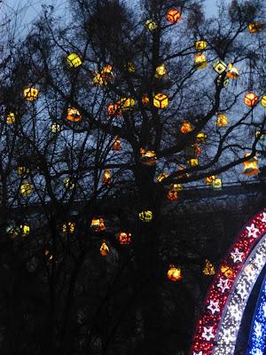 mairie de Vienne et marché de Noël