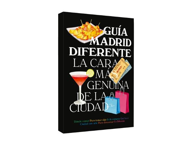 Guia Madrid Diferente