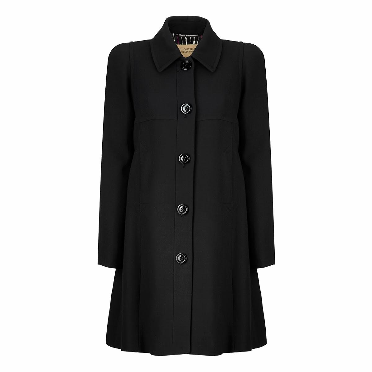 SassieDoll: Paul Costelloe Coat Collection for Arnotts 2013
