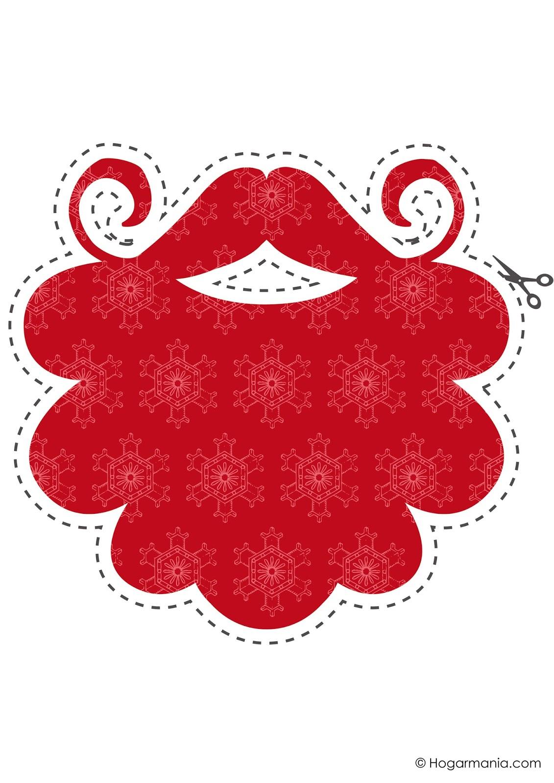 Nice Free Printable Christmas Photo Booths. - Oh My Fiesta ...