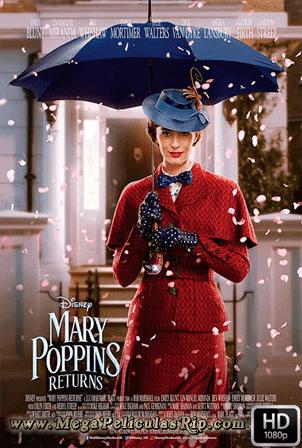 El Regreso De Mary Poppins [1080p] [Latino-Ingles] [MEGA]