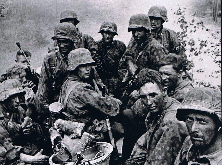 Kursk Totenkopf Division worldwartwo.filminspector.com Sdkfz 251 Half track