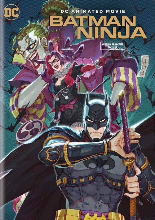 Người Dơi Nhẫn Giả - Batman Ninja (2018)