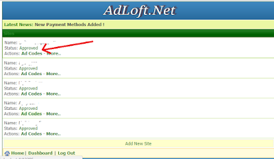 Cara Mendapatkan Uang di Internet dengan AdLoft.Net