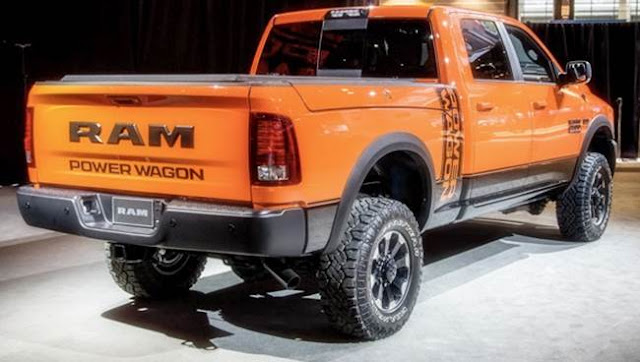 2018 Dodge Ram Power Wagon Price