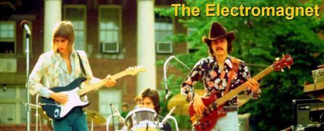 Grupo The Electromagnets Banda