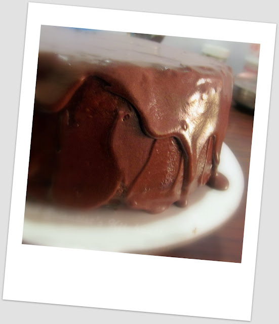 Baking Mad Chocolate Cake
