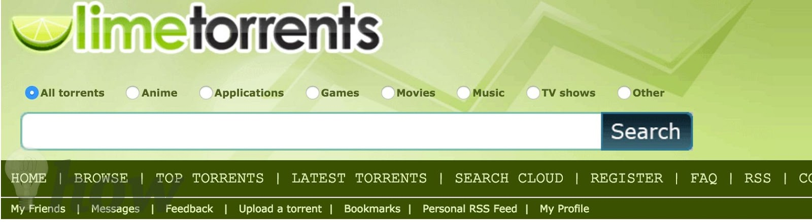 torrent sites list