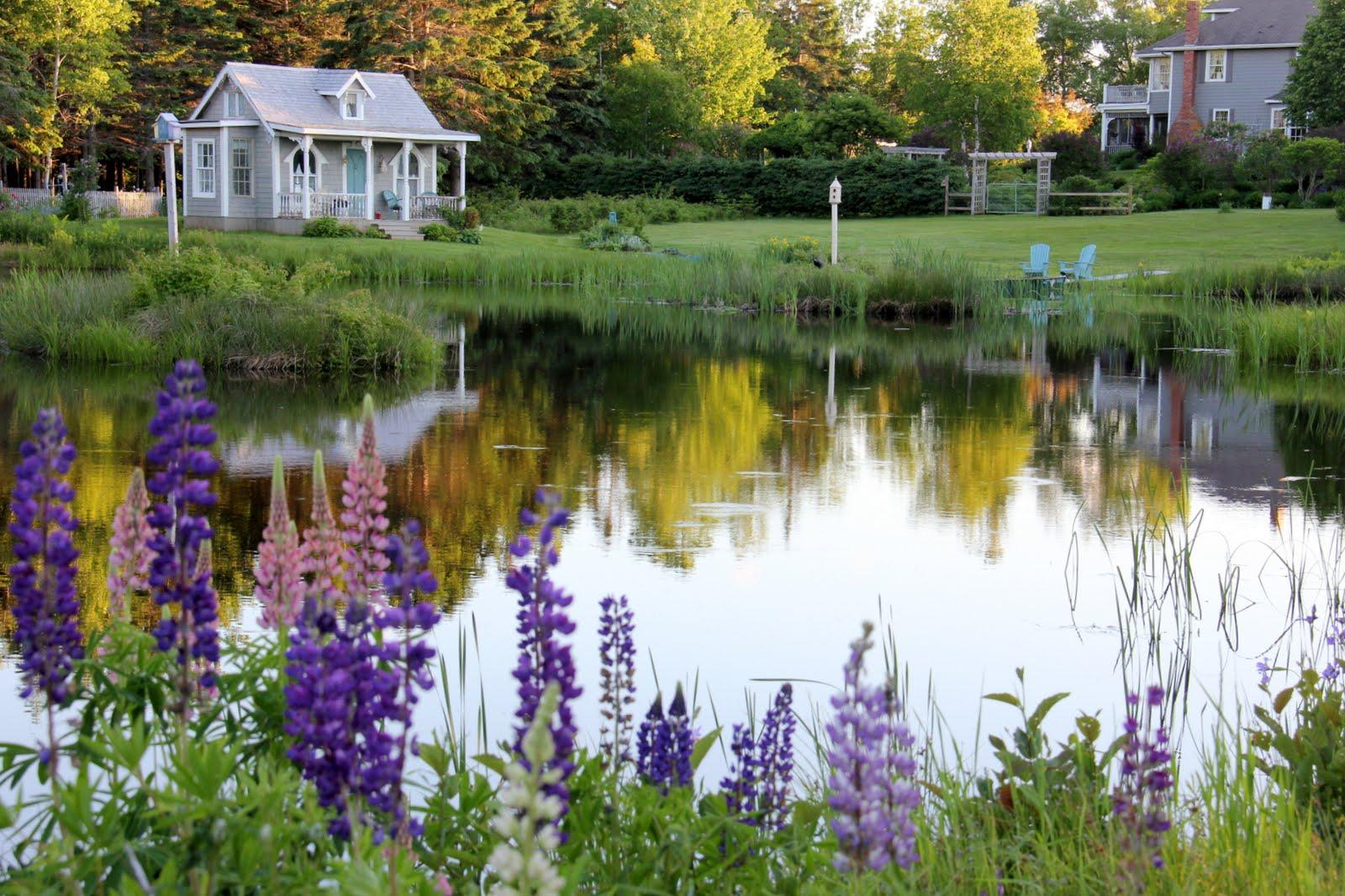 Summer Garden Toys: Aiken House & Gardens: Early Summer Garden Tour