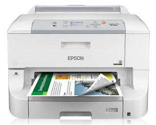 Herunterladen der Epson WorkForce Pro WF-8090-Treiber