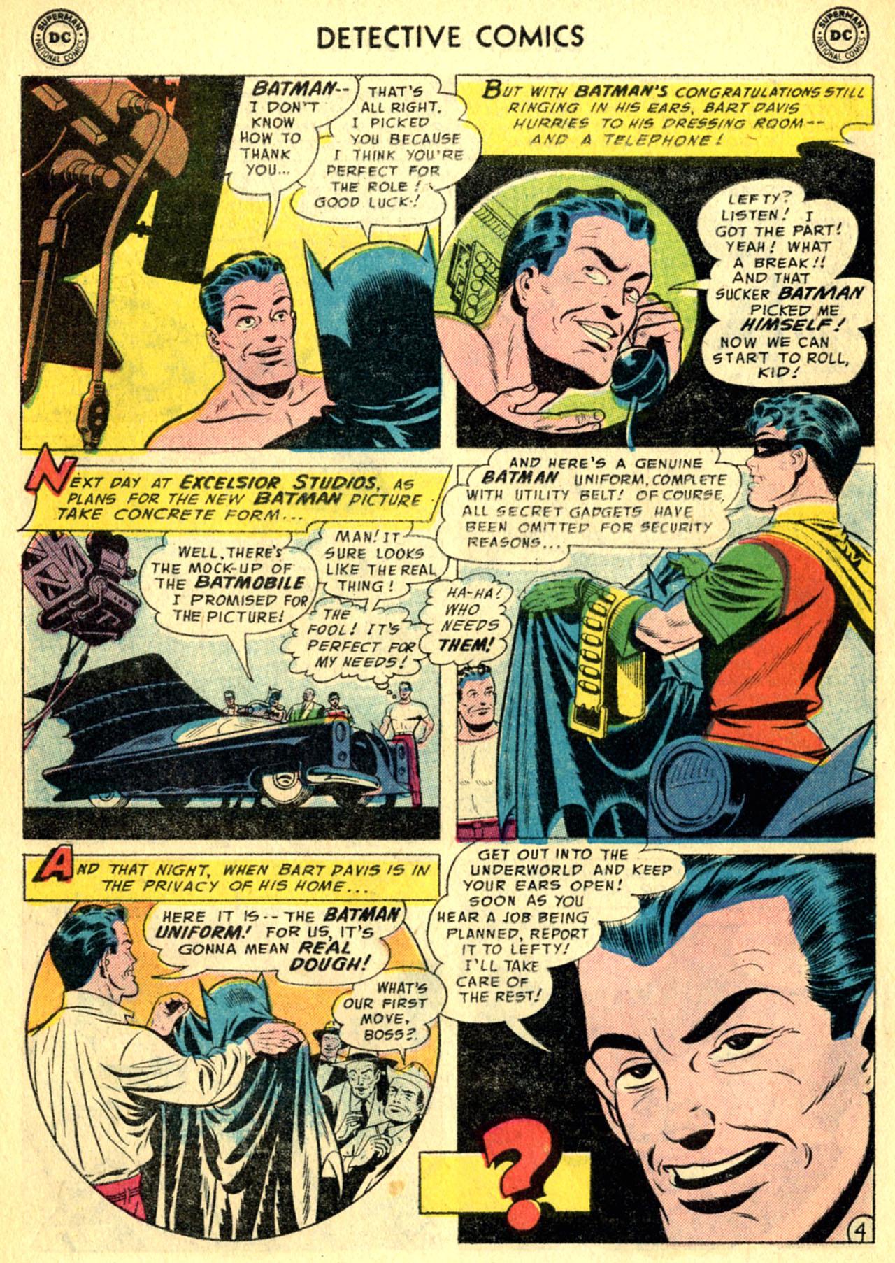 Detective Comics (1937) 232 Page 5