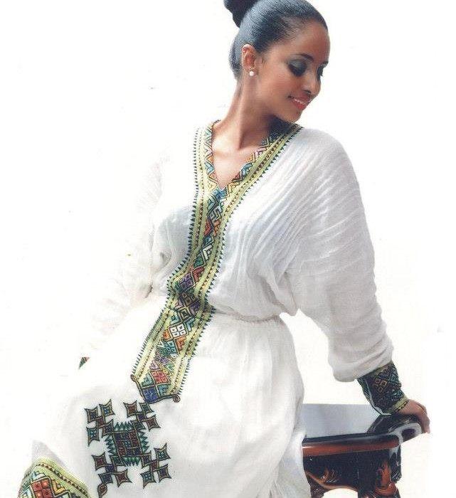 Ethiopian Traditional Dresses