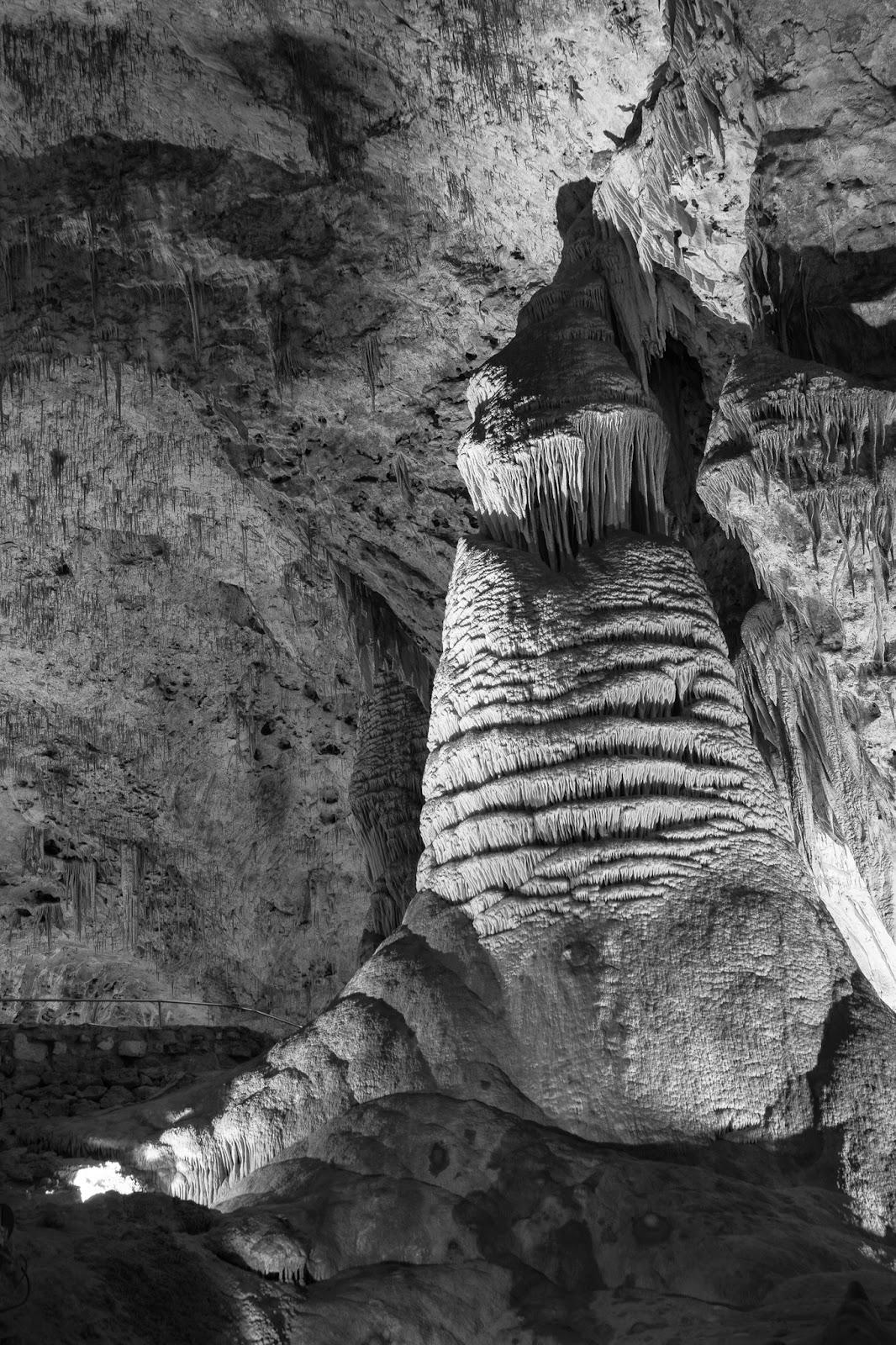 Rock of Ages, Big Room, Carlsbad Caverns