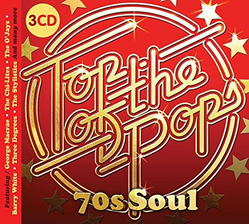 MUSIC REWIND: VA - Top Of The Pops 70s Soul (3 Cds)