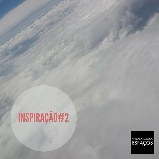 Inspiração 2 # Nuvens no céu azul