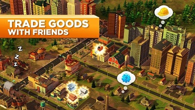 SimCity BuildIt v1.23.3.75024 Mod Apk (Unlimited Money/Cash/Keys/Fresh Map)