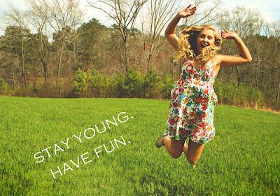 Tips Untuk Awet Muda