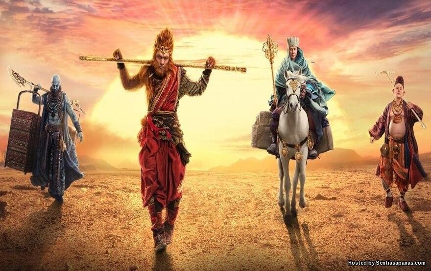 Kisah Asal-usul Pengembaraan Raja Monyet Sun Wukong