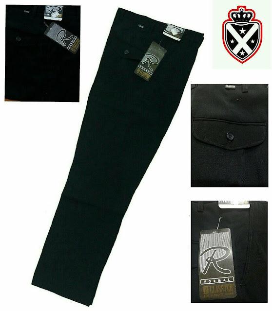 model celana panjang kain pria terbaru, celana kain pria murah, jual celana kain pria slim fit