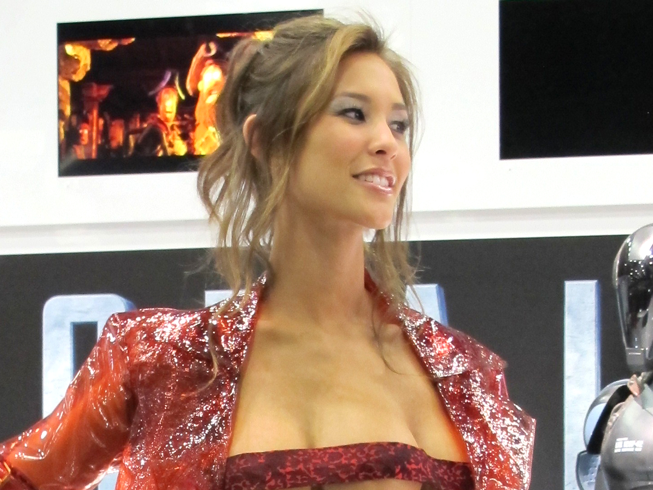 Meet The Models With Three Breasts Walk The Runway