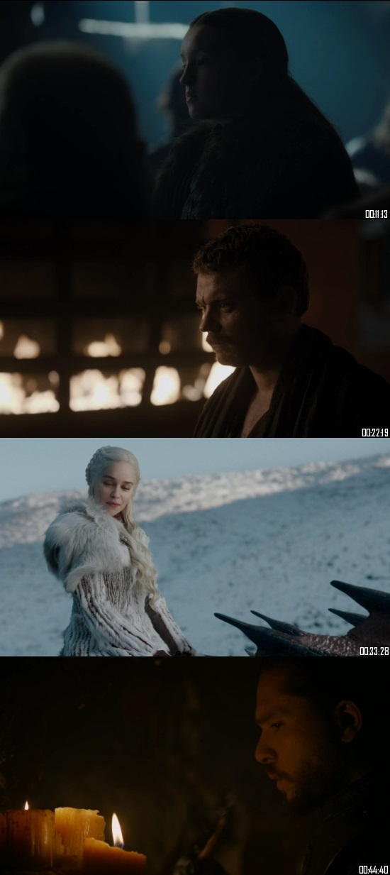 Screen Shoot of Game of Thrones 2019 English S08 Complete 720p | 480p WEB-DL [EP 06 Added]