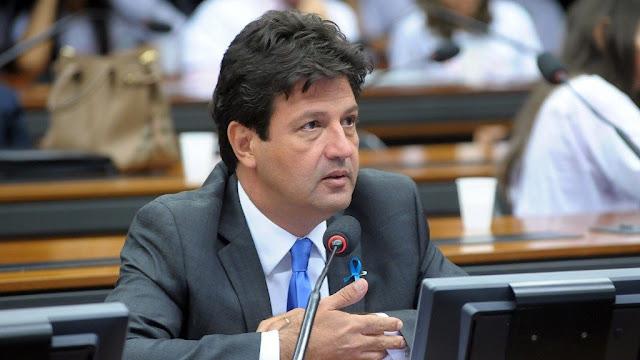 Bolsonaro confirma o Deputado Luiz Henrique Mandetta para o ministério da Saúde