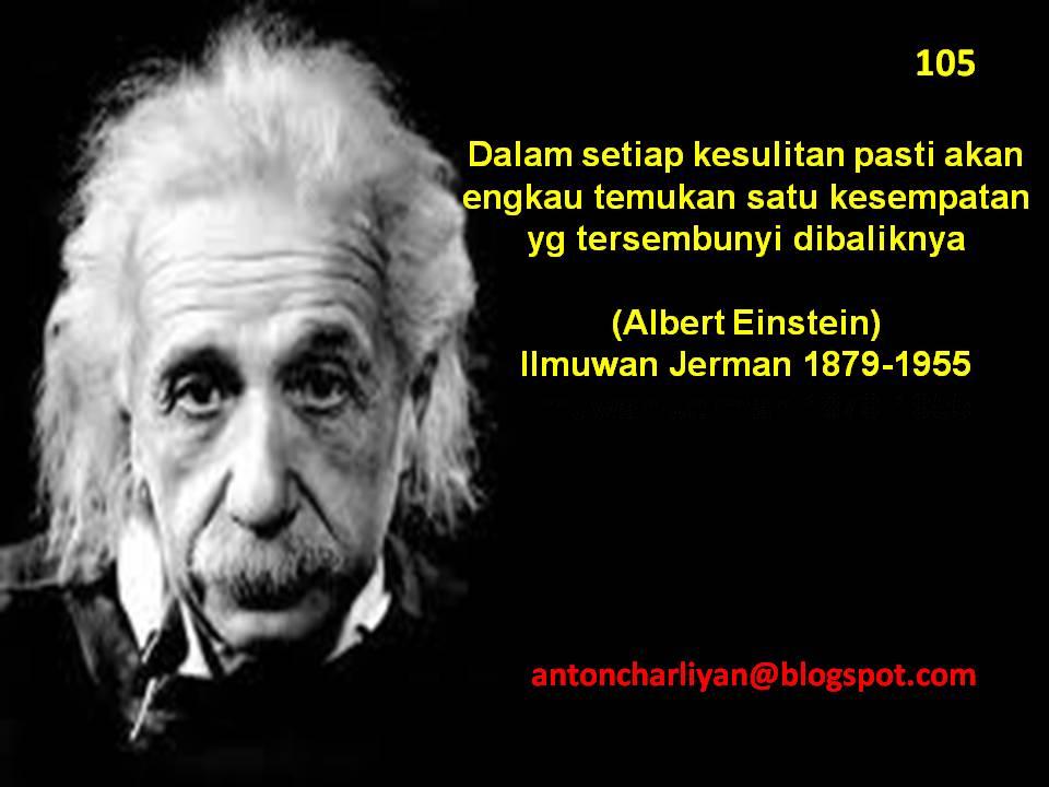Kata Kata Albert Einstein Lucu Cikimm Com