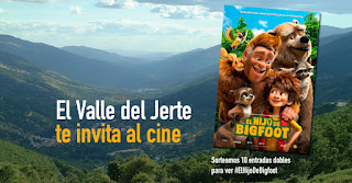 El Valle del Jerte te invita al cine