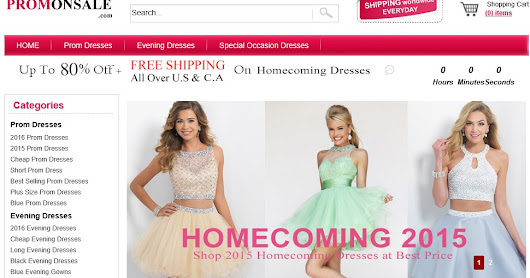 Beautiful Prom Dresses Are Not Only For Prom by Promonsale | Xoxo City Girl