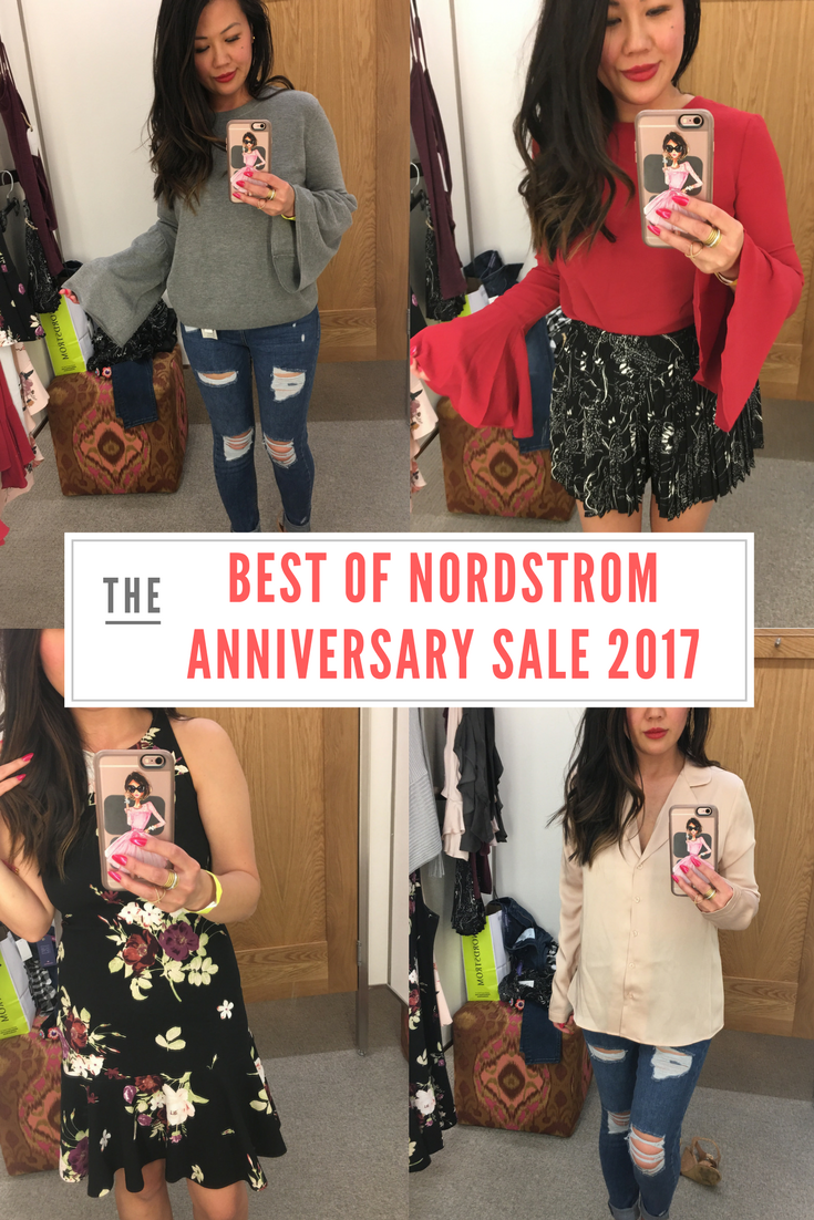 The best buys of Nordstrom Anniversary Sale 2017