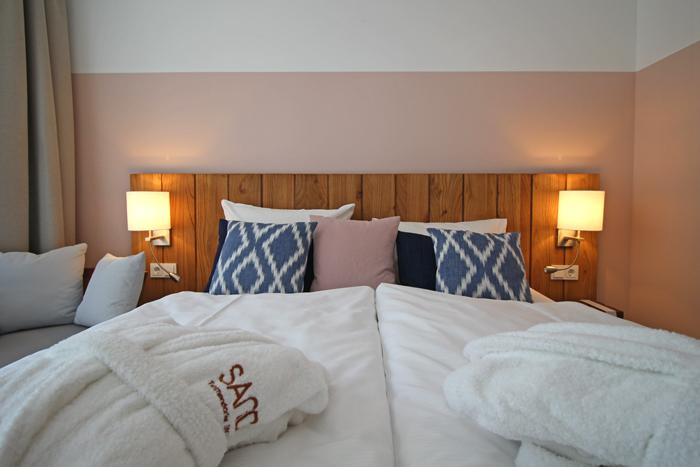 Zimmer im Hotel SAND am Timmendorfer Strand